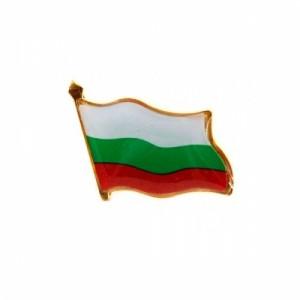Значка с българското знаме