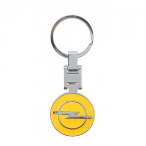 Автомобилен ключодържател с кръгла емблема - Opel