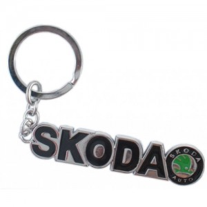 Автомобилен ключодържател - Skoda