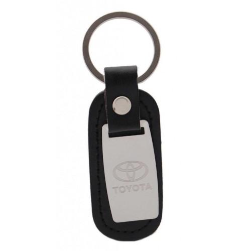 Стилен автомобилен ключодържател с пластина - Toyota