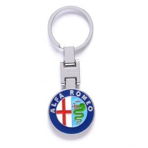 Кръгъл ключодържател - Alfa Romeo