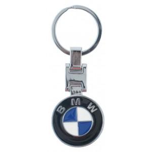Автомобилен ключодържател с емблемата на BMW