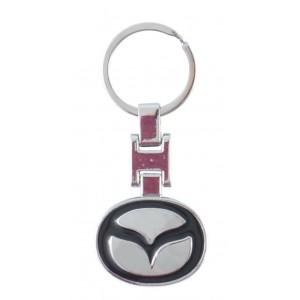 Автомобилен ключодържател с емблемата на Mazda
