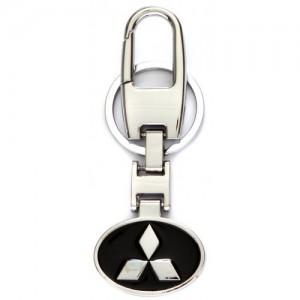 Автомобилен ключодържател на Mitsubishi (метален)