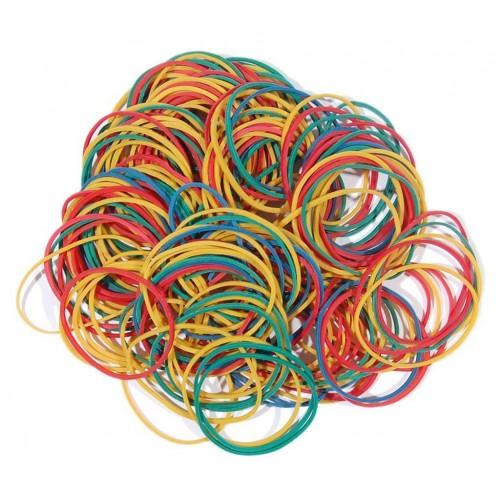 Комплект цветни ластици