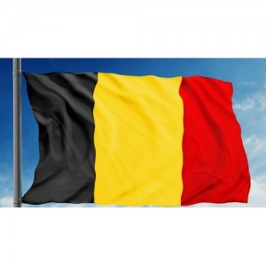 Национално знаме на Белгия 60 х 90 см