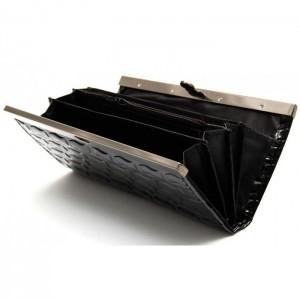 Елегантен дамски портфейл от еко кожа