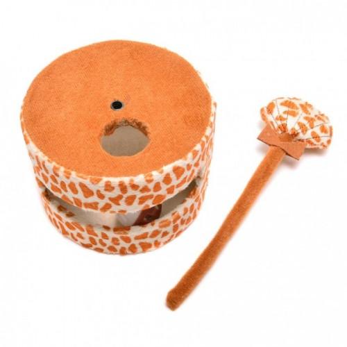 Занимателна играчка драскалка за котки