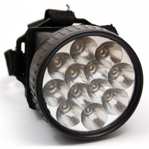Диоден фенер за глава