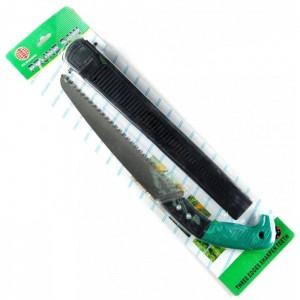 Ръчен трион с пластмасов калъф, за оформяне на овошки