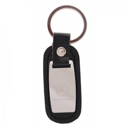Стилен автомобилен ключодържател с пластина - Mercedes