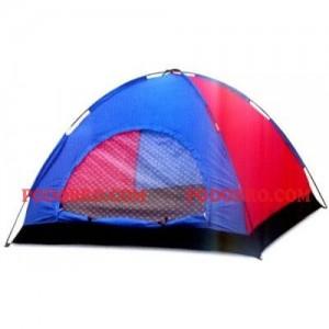 Палатка за четирима човека - еднослойна на промоция