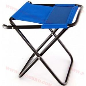 Туристически стол сгъваем с облегалка