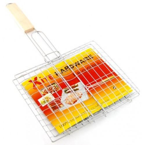 Метална скара за барбекю