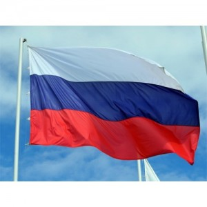 Знаме на Русия 40/60 см.