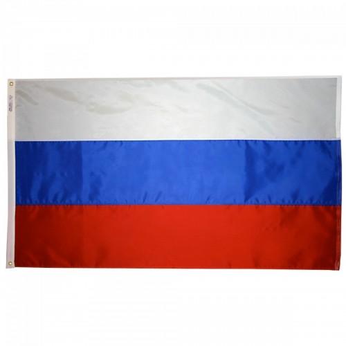 Знаме на Русия 20/28 см.