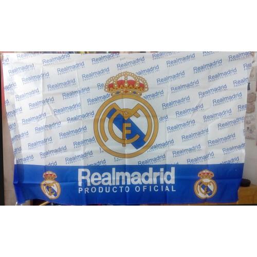 Знаме на Реал Мадрид 90/145 см.