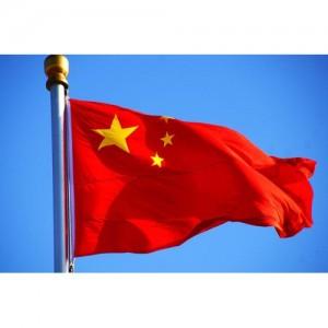 Знаме Китай 90/150 см.