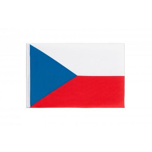 Знаме на Чехия 20/30 см.