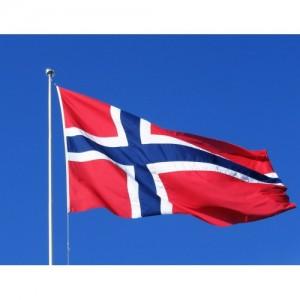 Знаме Норвегия 90/150 см.