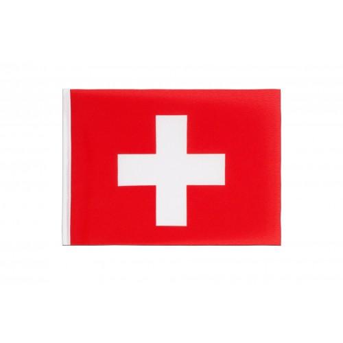 Знаме на Швейцария 20/30 см.