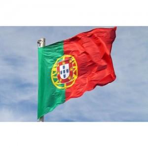 Знаме на Португалия 20/30 см.