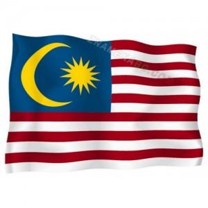 Знаме на Малайзия 90/150 см.
