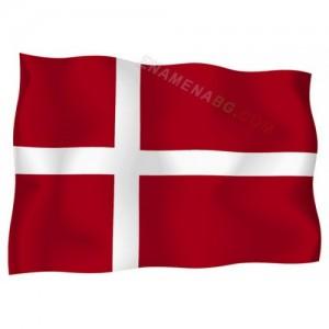 Знаме на Дания 90/150 см.