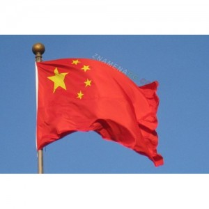 Знаме на Китай 90/150 см.