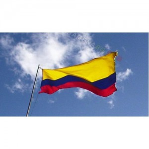 Знаме на Колумбия 90/150 см.