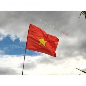 Знаме на Виетнам 90/150 см.