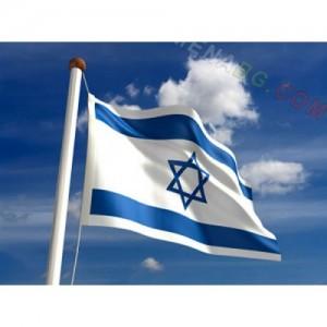 Знаме на Израел 90/150 см.