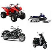 Мотоциклети, АТВ (0)