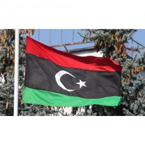 Знаме на Либия 90/150 см.