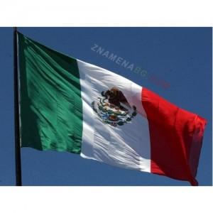Знаме на Мексико 90/150 см.