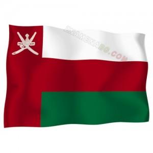 Знаме на Оман 90/150 см.