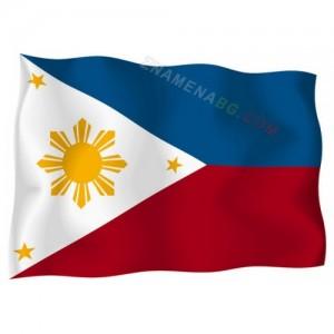 Знаме на Филипините 90/150 см.