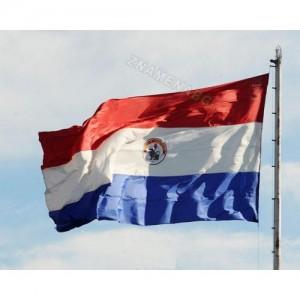 Знаме на Парагвай 90/150 см.