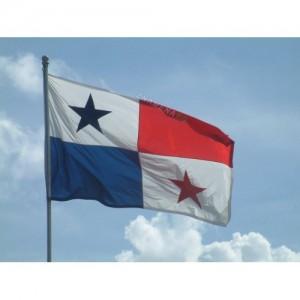 Знаме на Панама 90/150 см.