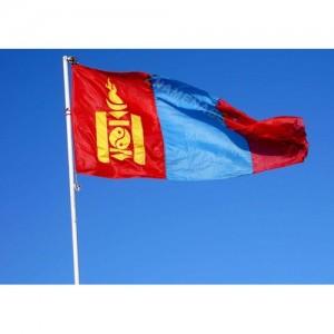 Знаме на Монголия 90/150 см.