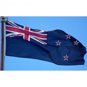 Знаме на Нова Зеландия 90/150 см.