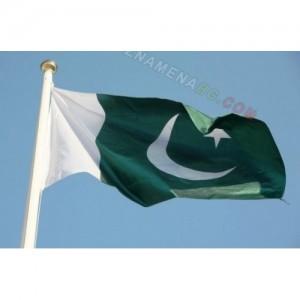 Знаме на Пакистан 90/150 см.