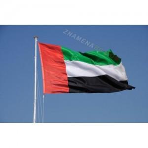 Знаме на Обединените арабски емирства(ОАЕ) 90/150 см.