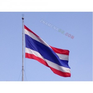 Знаме на Тайланд 90/150 см.