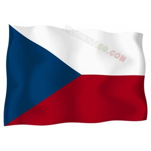 Знаме на Чехия 90/150 см.