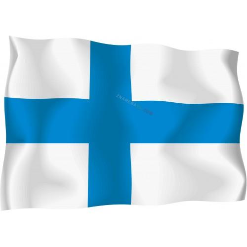 Знаме на Финландия 90/150 см.