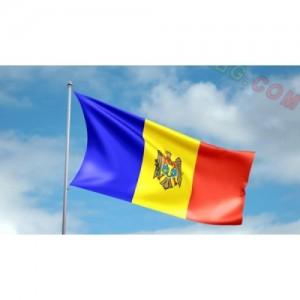 Знаме на Молдова 90/150 см.