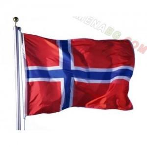 Знаме на Норвегия 90/150 см.