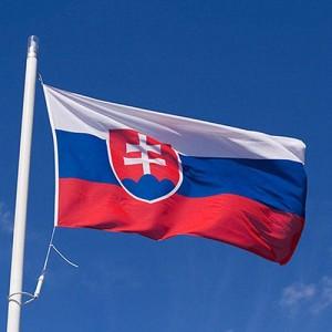 Знаме на Словакия 90/150 см.
