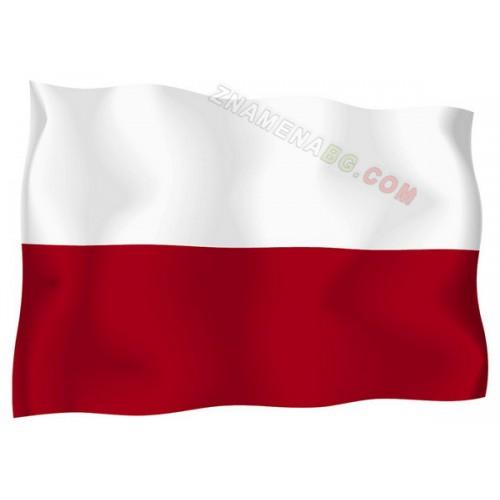 Знаме на Полша 90/150 см.